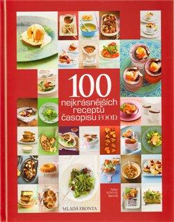 Obálka titulu 100 nejkrásnějších receptů časopisu F.O.O.D.