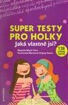 Obálka knihy Super testy pro holky