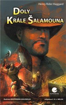 Obálka titulu Doly krále Šalamouna