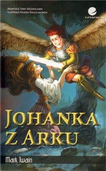 Obálka titulu Johanka z Arku