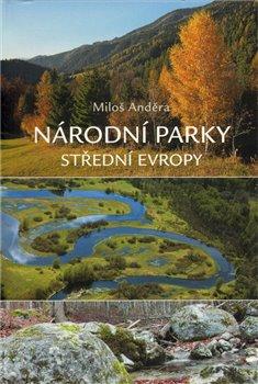 Obálka titulu Národní parky střední Evropy
