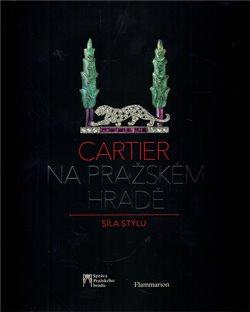 Obálka titulu Cartier na Pražském hradě