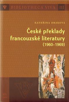 Obálka titulu České překlady francouzské literatury (1960 - 1969)