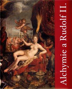 Obálka titulu Alchymie a Rudolf II.