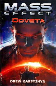 Obálka titulu Mass Effect 3: Odveta