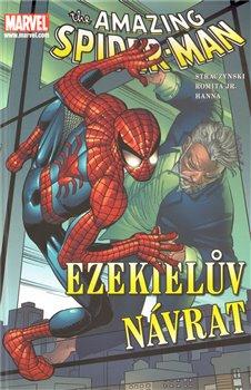 Obálka titulu The Amazing Spider-Man: Ezekielův návrat
