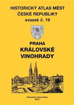 Obálka titulu Praha - Královské Vinohrady