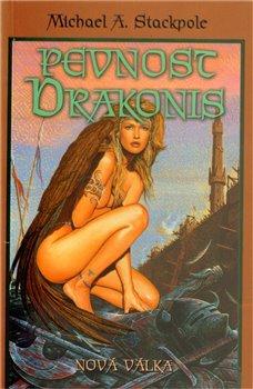 Obálka titulu Pevnost Drakonis - Nová válka