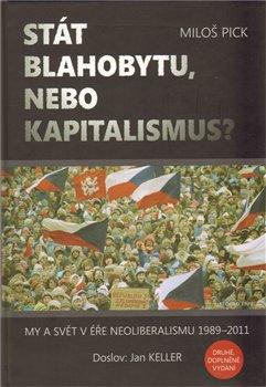 Obálka titulu Stát blahobytu, nebo kapitalismus?