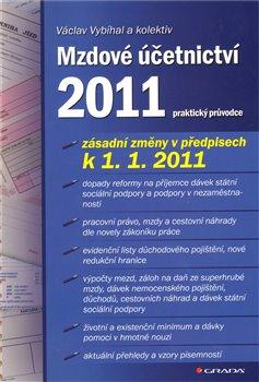 Obálka titulu Mzdové účetnictví 2011