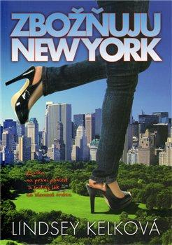 Obálka titulu Zbožňuju New York