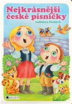 Obálka titulu Nejkrásnější české písničky