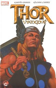 Obálka titulu Thor: Vikingové