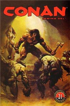 Obálka titulu Comicsové legendy 21: Conan 6
