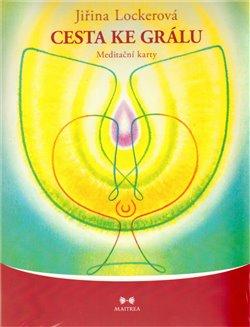 Obálka titulu Cesta ke grálu. Meditační karty + CD