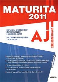 Maturita 2011 – Anglický jazyk (základní úroveň)