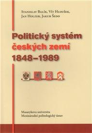 Politický systém českých zemí 1848 - 1989
