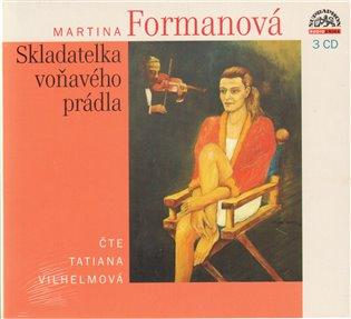 Skladatelka voňavého prádla - Martina Formanová | Booksquad.ink