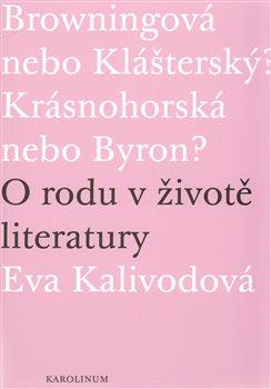 Obálka titulu O rodu v životě literatury