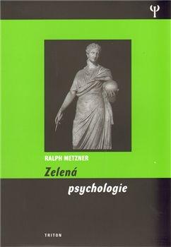 Obálka titulu Zelená psychologie