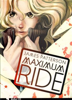 Obálka titulu Maximum Ride: Manga 1
