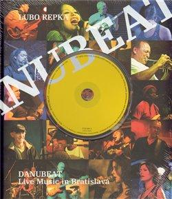 Obálka titulu Danubeat + CD