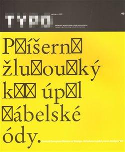 Obálka titulu TYPO 43