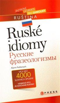 Obálka titulu Ruské idiomy