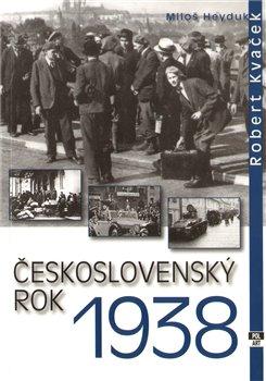 Obálka titulu Československý rok 1938