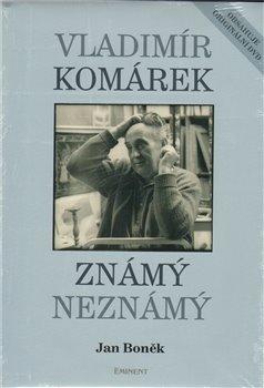Obálka titulu Vladimír Komárek známý a neznámý