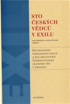 Obálka titulu Sto českých vědců v exilu
