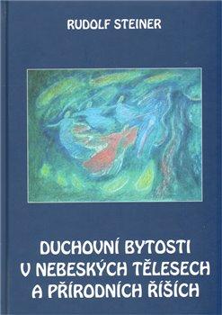 Obálka titulu Duchovní bytosti v nebeských tělesech a přírodních říších