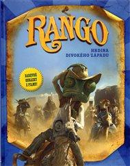Rango – Hrdina Divokého západu (obrázková knížka)