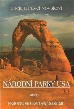 Obálka titulu Národní parky USA