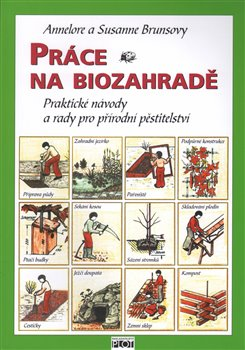 Obálka titulu Práce na biozahradě