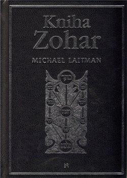 Obálka titulu Kniha Zohar