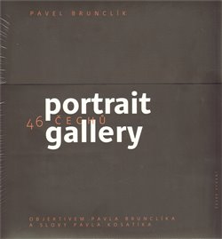 Obálka titulu Češi Portrait gallery