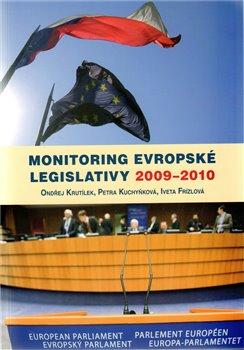 Obálka titulu Monitoring evropské legislativy 2009-2010