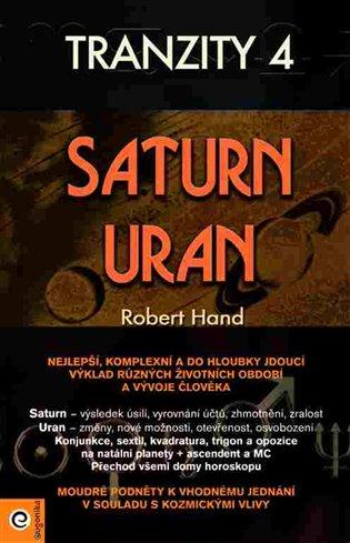 Tranzity 4 - Saturn a Uran - Robert Hand | Booksquad.ink