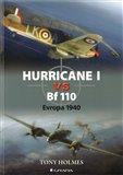 Obálka knihy Hurricane I vs Bf 110