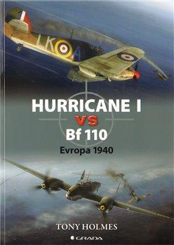 Obálka titulu Hurricane I vs Bf 110