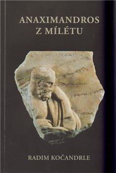 Obálka titulu Anaximandros z Mílétu
