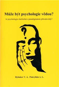 Obálka titulu Může být psychologie vědou?