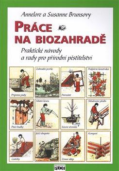 Práce na biozahradě