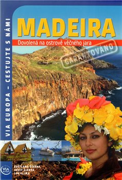 Obálka titulu Madeira