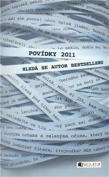Obálka titulu Hledá se autor bestselleru - Povídky 2011