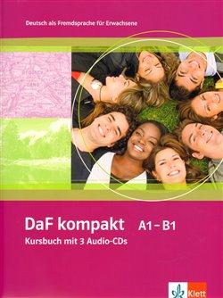 Obálka titulu DaF Kompakt A1-B1 Kursbuch