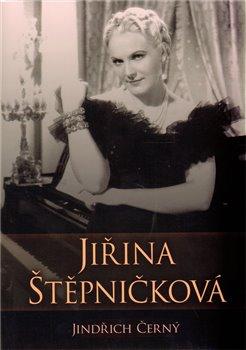 Obálka titulu Jiřina Štěpničková