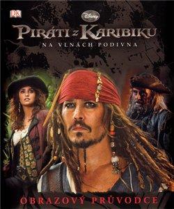 Obálka titulu Piráti z Karibiku - Na vlnách podivna