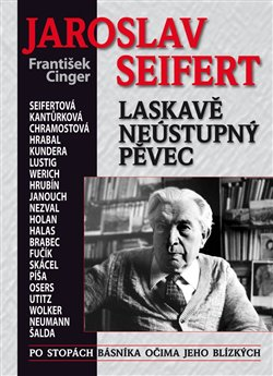 Obálka titulu Jaroslav Seifert